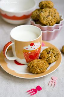 (Zdrowe ciasteczka