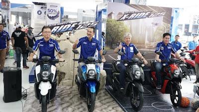 Yamaha Luncurkan All New X-Ride yang lebih Stylish