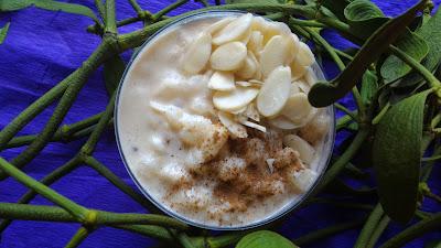 brazylijski deser z kukurydzy, biała kukurydza, zupa mleczna,