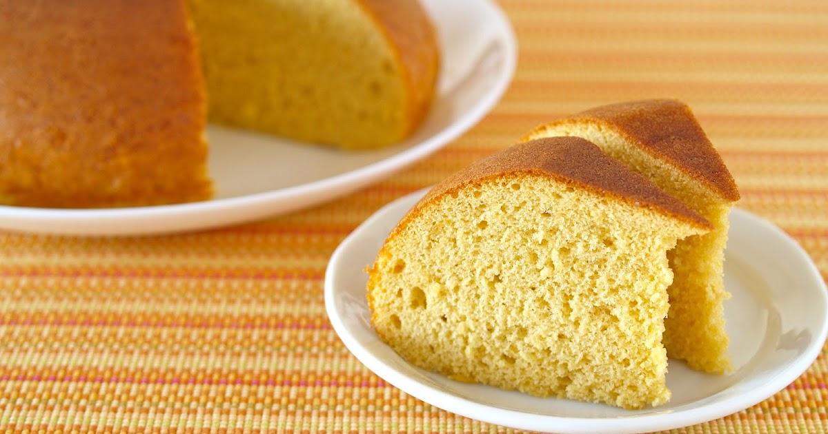 Recipes For Japanese Sponge Cake: How To Make Kasutera (Castella Sponge Cake Recipe)