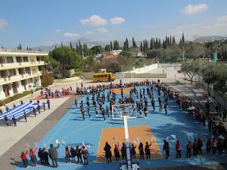 Ένα σχολείο που δεν φοβάται να μιλήσει ανοιχτά για την Μακεδονία… (βίντεο)