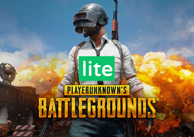 PUBG Project Thai PUBG LITE untuk PC LOW Grafik!