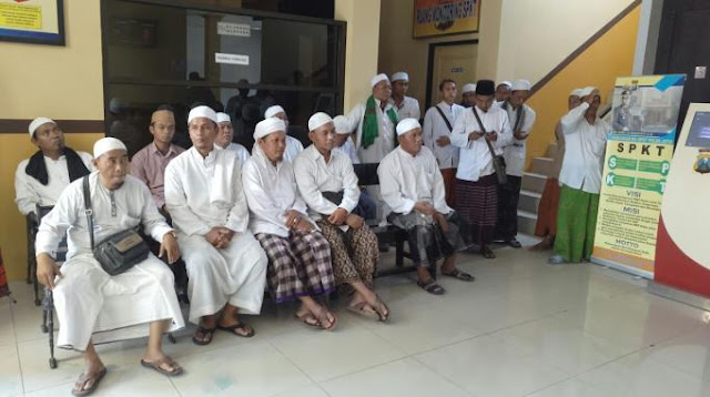 Puluhan Kiai Madura Laporkan Ketum PDIP Megawati ke Polda Jatim
