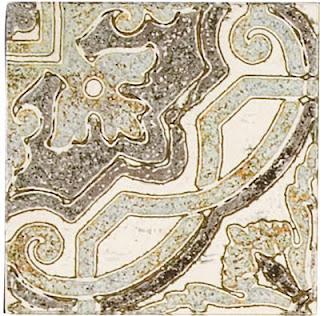 Minore Pattern 1/4 pattern tile