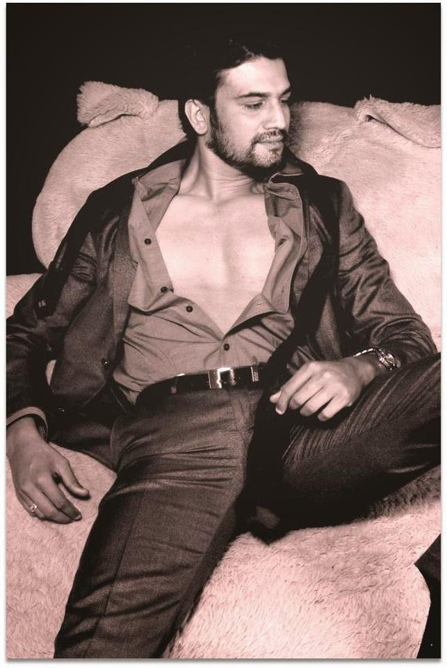 Dare to bare : Hot Indian TV Actors : Gurmeet Chaudhury contd.