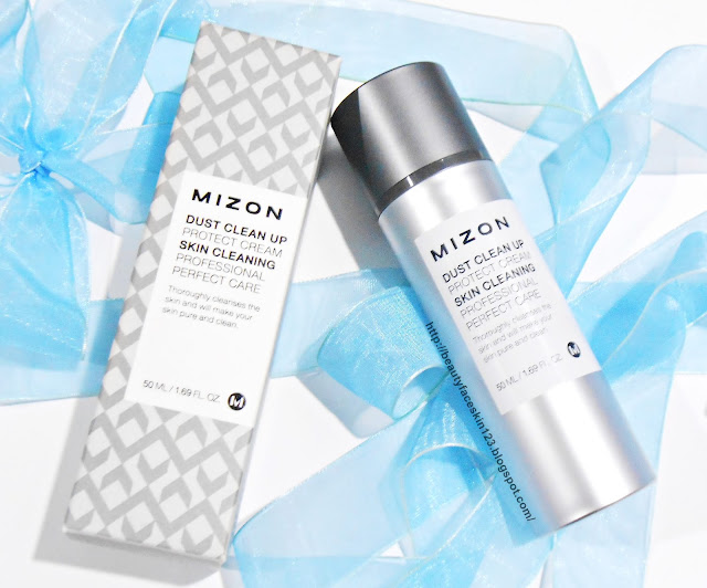 MIZON Dust clean up protect cream