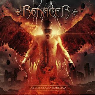 """Renacer - """"Del silencio a la tempestad"""" (album)"""