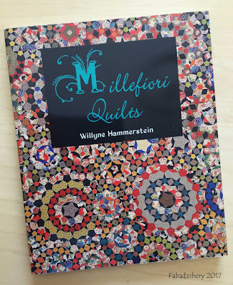 Millefiori Quilts Willyne Hammerstein book