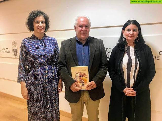 Presentan la monografía de Jorge Pais sobre los petroglifos benahoaritas, distinguida con el Premio José Pérez