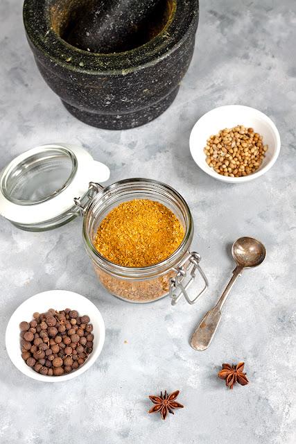 domowa przyprawa curry