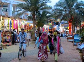 Downtown Dahab Egypt