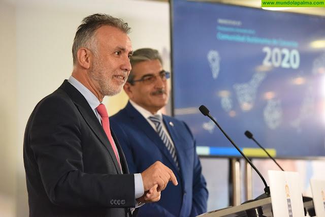 Los Presupuestos de 2020 impulsan el gasto social a cifras inéditas en Canarias y refuerzan la actividad de los sectores económicos
