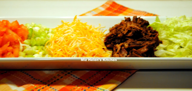 Slow Cooker Mexican Pot Roast Tacos at Miz Helen's Country Cottage