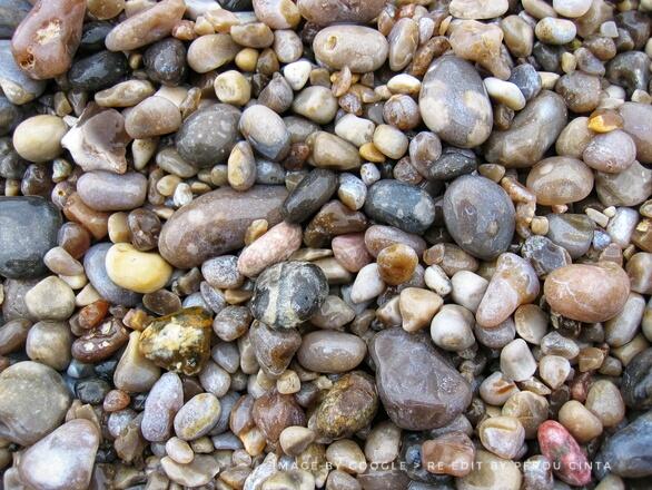 Baling Batu Sembunyi Tangan