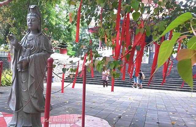 vihara buddhagaya avalokitesvara watugong semarang