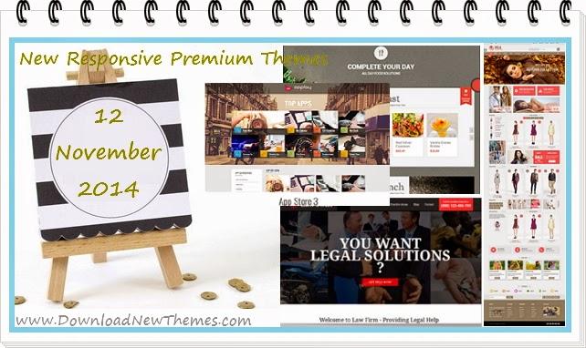 Best Responsive Premium Themes