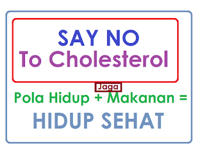 Kolesterol Jahat penyebab Penyakit Jantung Dan Stroke