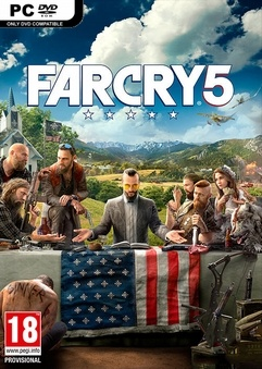 Far Cry 5 Jogos Torrent Download capa