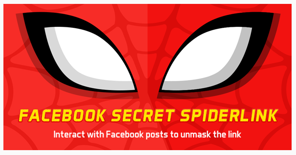 Facebook spider link wordpress plugin