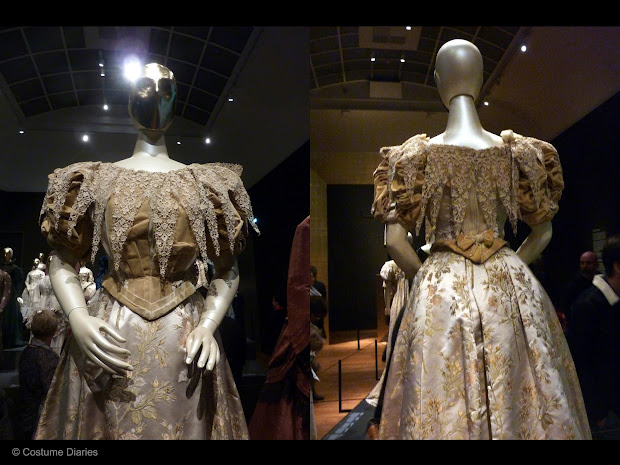 Costume Diaries Catwalk Historical Fashion Exhibition