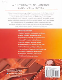 Practical Electronics for Inventors - Back Cover