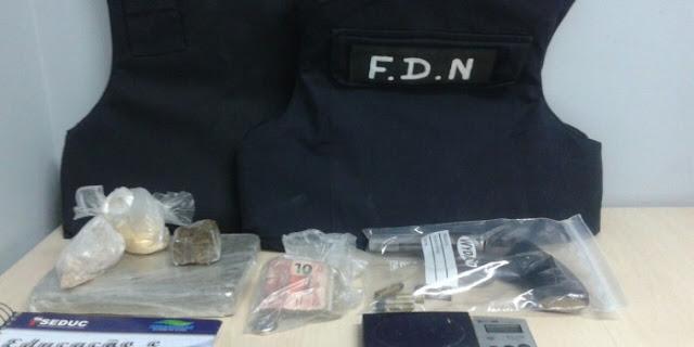 A Família do Norte (FDN) é um dos grupos que surgiram nos Estados para conter o PCC – a FDN é apontada pela Polícia Federal como a terceira maior facção do país