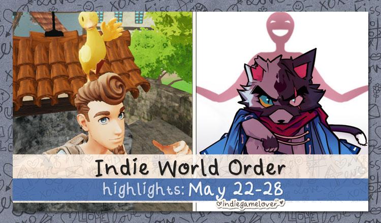 Indie World Order ♥ May Week 4