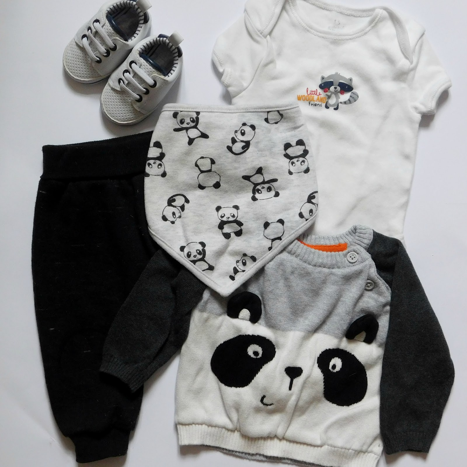 What Mark wore #1 - Panda Party