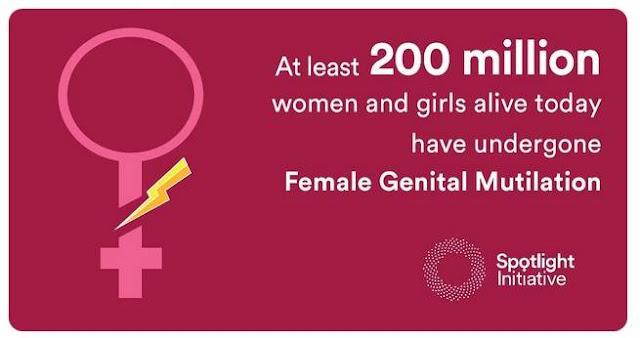 PBB Menentang Sunat Wanita