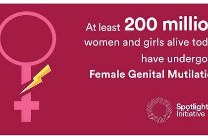 """PBB Menentang Sunat Wanita - Kampanye """"Born Complete"""" (UNFPA)"""