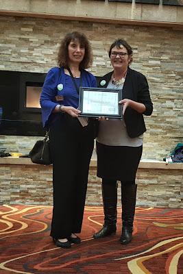 25-year tenure of service — Rebecca Hagen-Jokela