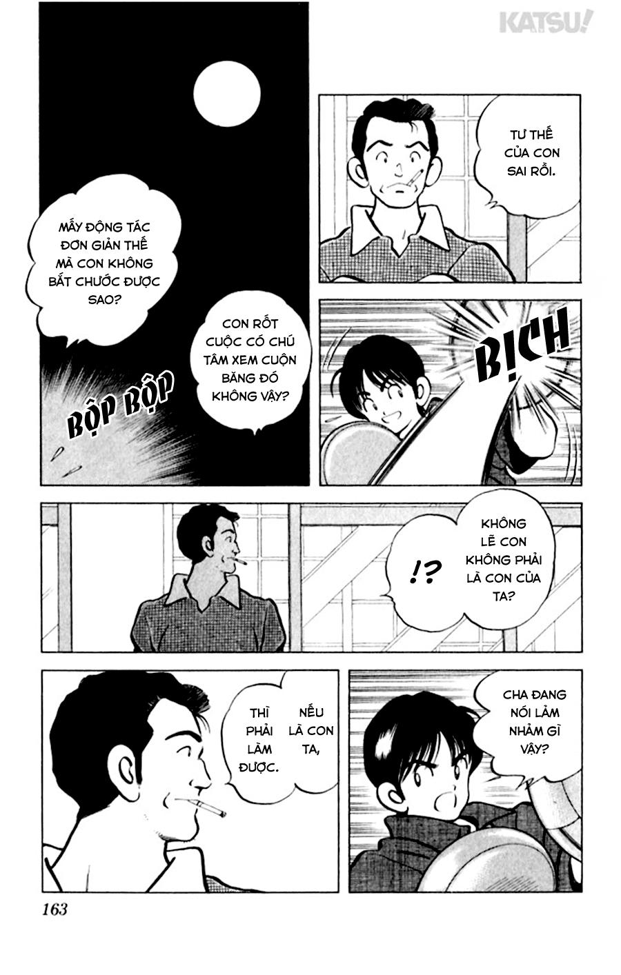 Katsu! chương 027: mizutani sẽ không thua đâu! trang 17