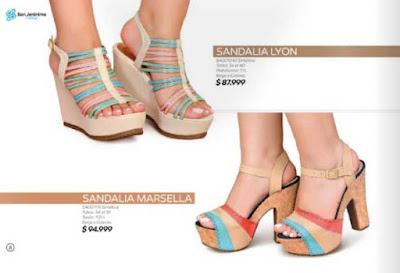zapatos sandalias