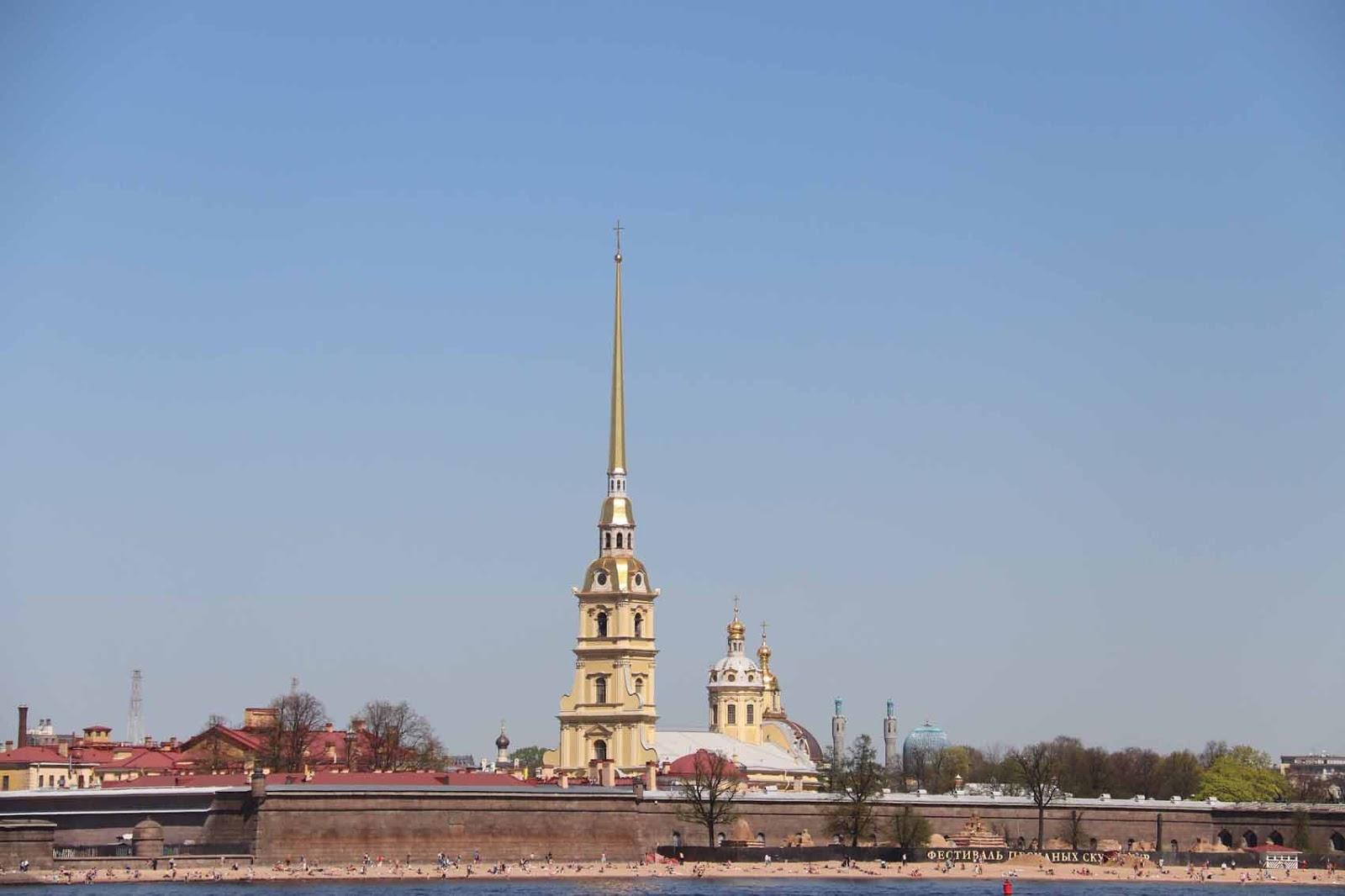 Linnoitus Neva-joen varrella