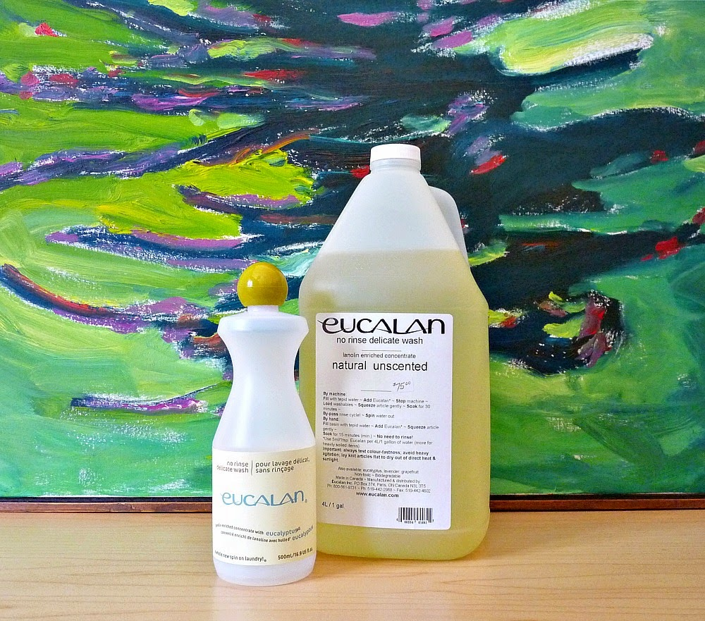 Review of Eucalan No Rinse Wash