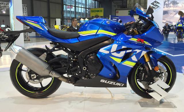 2017 Suzuki GSX-R1000, GSX-R1000R Engine