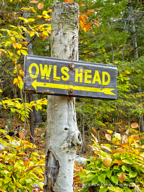 Owls Head Trailhead - Lake Placid, por El Guisante Verde Project