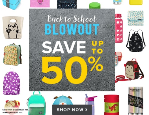 Well.ca Back To School Blowout Sale
