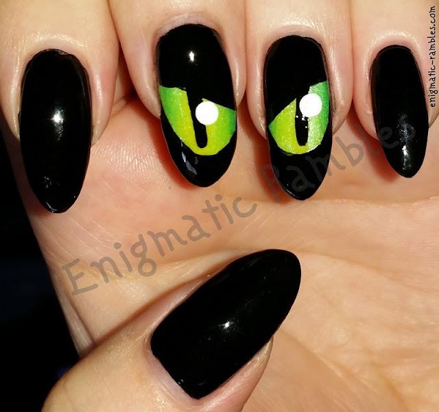 cat-cats-eye-eyes-nail-nails-art
