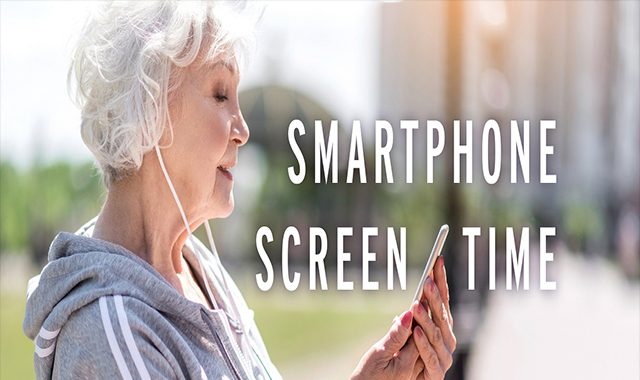 Smartphone Screen Time: Baby Boomers And Millennials
