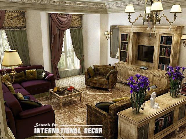 Classic Interiors Style
