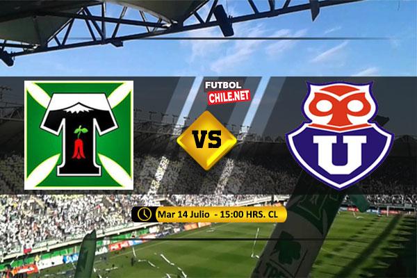 PREVIA: Deportes Temuco vs Universidad de Chile