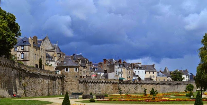 Bretania okiem czytelniczki Kasi #3 / La Bretagne vue par la lectrice Kasia #3