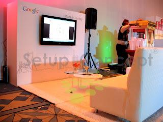 Dekor, event, karşılama deski, konferans, kongre, kürsü, lansman, organizasyon, podyum, Sahne, seminer, stand, Tasarım, Toplantı,