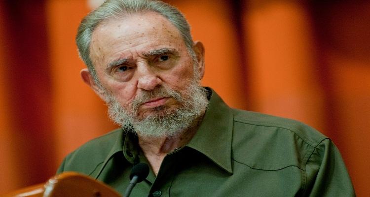 من هو الزعيم العربي الذي أراد المشاركة في جنازة فيديل كاسترو