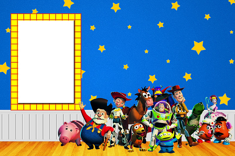 toy story invites templates free - toy story free printable invitations oh my fiesta in