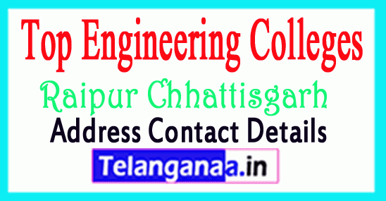 Top Engineering Colleges in Raipur Chhattisgarh