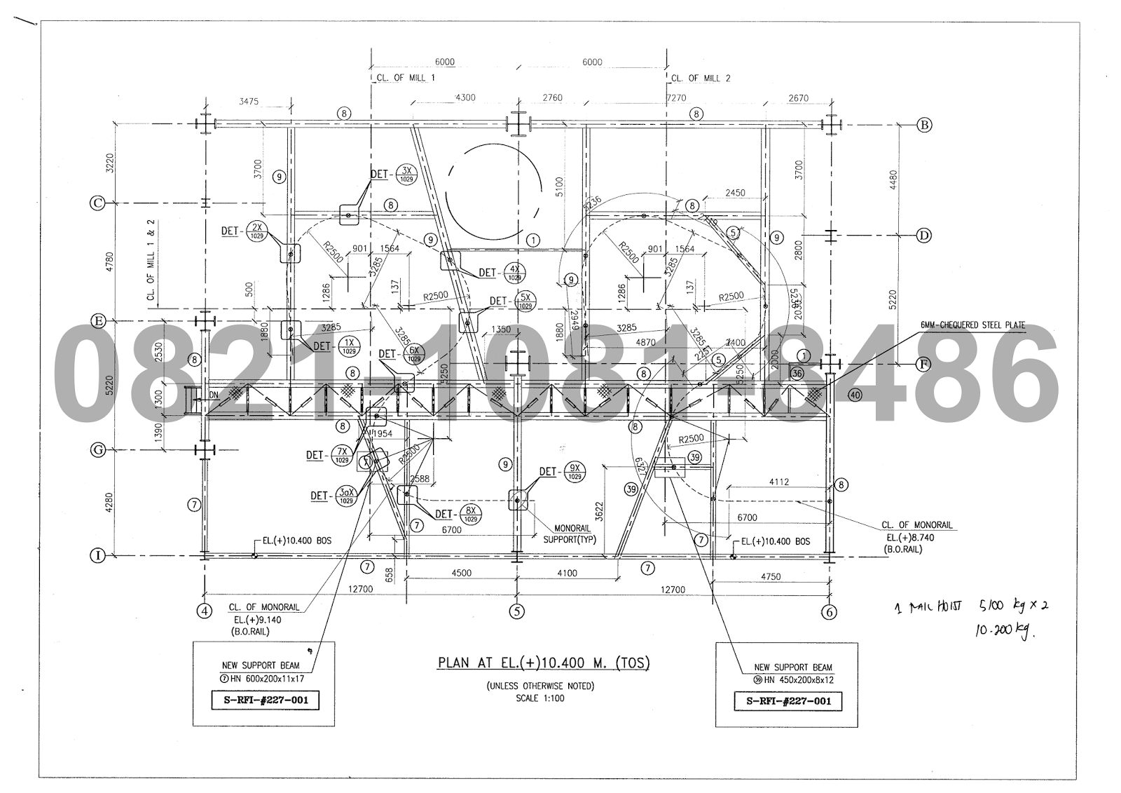 Jasa fabrikasi crane monorail wilayah jakarta dan sekitarnya jasa desain crane monorail fandeluxe Choice Image