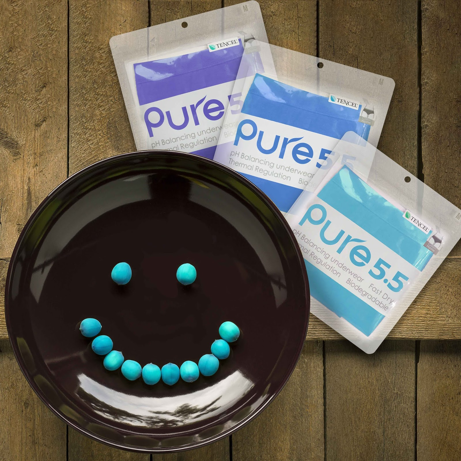 aPure Pure55 pH Balancing Underwear - Bye Bye, 7-Year Itch!