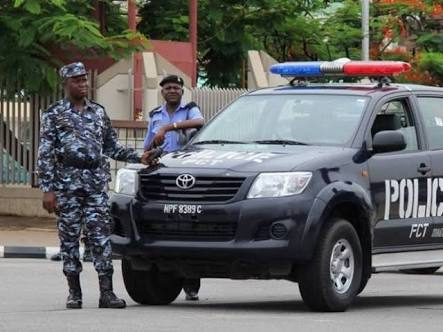 Men Who Allegedly Shot Dead 7 Police Officers In Abuja Nabbed